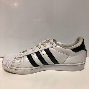Le adidas superstar chrome scarpe poshmark